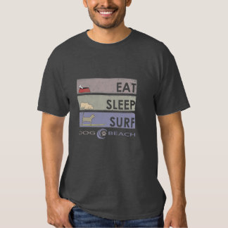 Coma, duerma, practique surf remeras