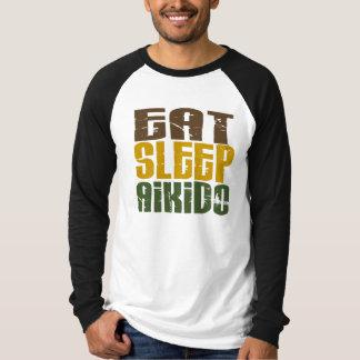 Coma el Aikido 1 del sueño Camisas