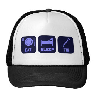 Coma el arreglo del sueño gorro