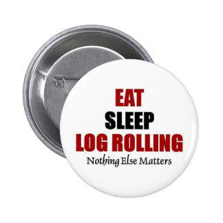 Coma el balanceo del registro del sueño pin
