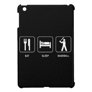 Coma el béisbol del sueño iPad mini coberturas