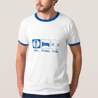coma el código del sueño (el HTML) Camisas