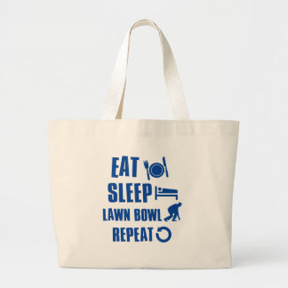 Coma el cuenco del césped del sueño bolsas