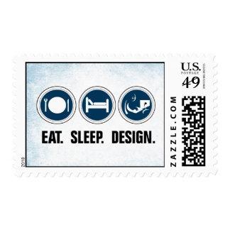 Coma el diseño del sueño envio