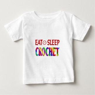 Coma el ganchillo del sueño poleras