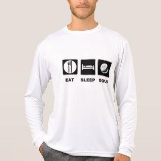 Coma el golf del sueño remera