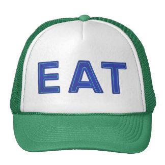 Coma el gorra