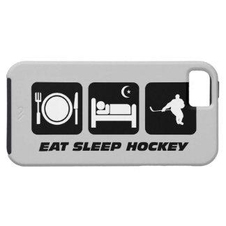 coma el hockey del sueño iPhone 5 Case-Mate cobertura