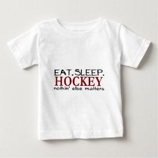 Coma el hockey del sueño playeras