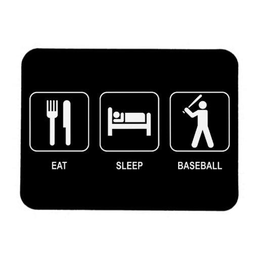 Coma el imán del premio del béisbol del sueño