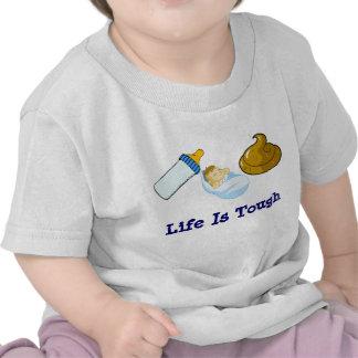Coma el impulso del sueño vida es duro camisetas