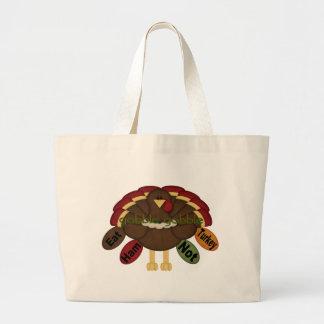 Coma el jamón no Turquía Bolsas