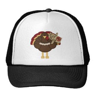 Coma el jamón no Turquía Gorras