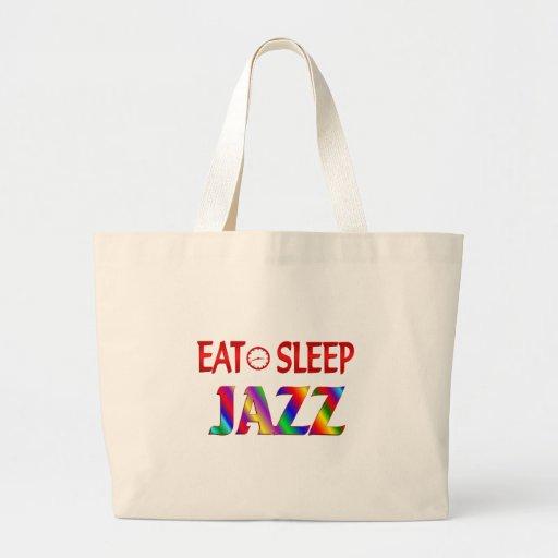 Coma el jazz del sueño bolsa