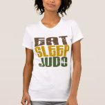 Coma el judo 1 del sueño camiseta