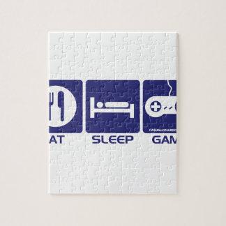 Coma el juego del sueño retro