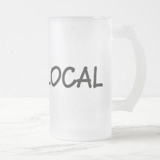 Coma el Local Tazas De Café