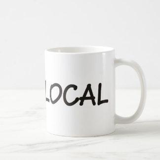 Coma el Local Taza De Café