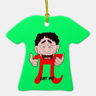 Coma el pi ornaments para arbol de navidad