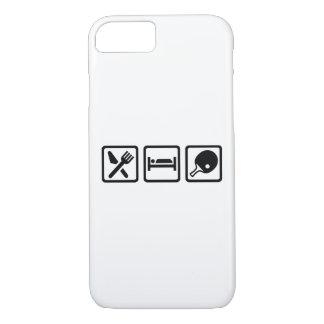 Coma el ping-pong del sueño funda iPhone 7