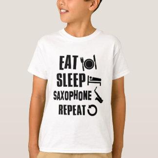 Coma el saxofón del sueño camisas