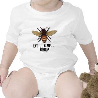 Coma… el sueño… Beekeep la abeja Trajes De Bebé