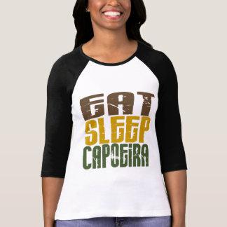 Coma el sueño Capoeira 1 Playera