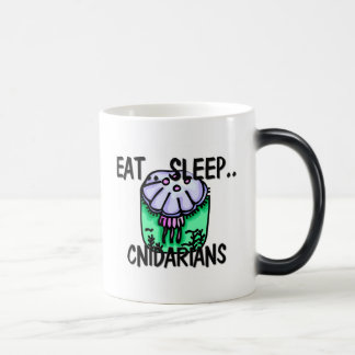 Coma el sueño CNIDARIANS Taza De Café