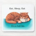 Coma el sueño comen