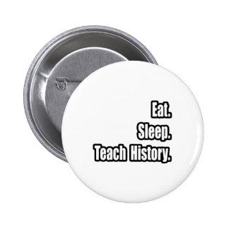 Coma el sueño enseñan a historia pin