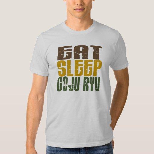 Coma el sueño Goju Ryu 1,1 Polera