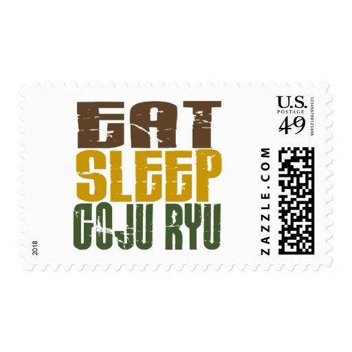 Coma el sueño Goju Ryu 1 Franqueo