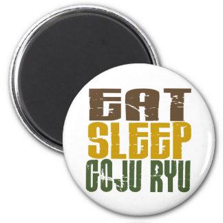 Coma el sueño Goju Ryu 1 Imán Redondo 5 Cm