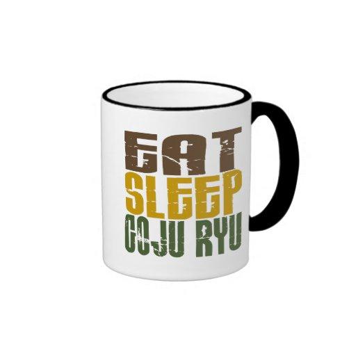Coma el sueño Goju Ryu 1 Tazas