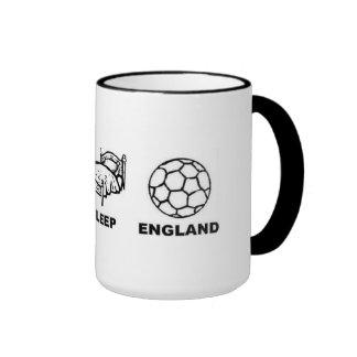 Coma el sueño Inglaterra Tazas De Café