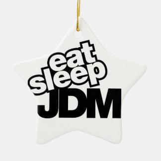 coma el sueño JDM Ornamente De Reyes