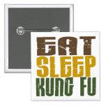 Coma el sueño Kung Fu 1 Pin
