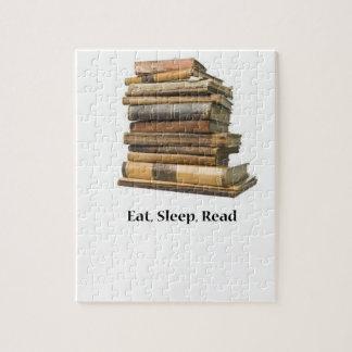 Coma el sueño leído rompecabezas