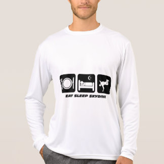 coma el sueño skydive camisetas