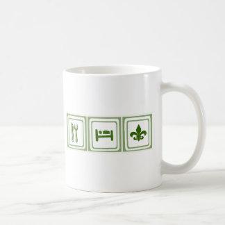 Coma el sueño… tazas de café