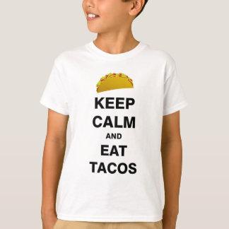 Coma el Tacos Playera