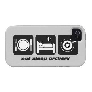 coma el tiro al arco del sueño Case-Mate iPhone 4 fundas
