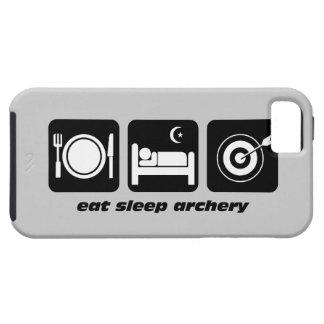 coma el tiro al arco del sueño funda para iPhone 5 tough