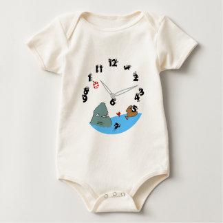 Coma encima de mi tiempo trajes de bebé