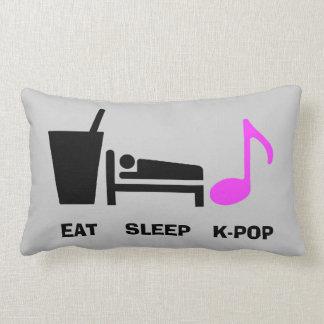 Coma la almohada de Kpop del sueño (la luz)