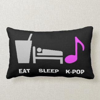 Coma la almohada de Kpop del sueño (oscura)