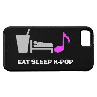 Coma la caja del iPhone 5/5s de Kpop del sueño iPhone 5 Funda