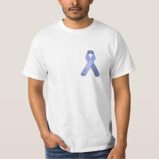 Coma la camiseta de los hombres de la fundación de