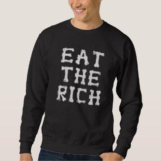 Coma la camiseta de los Rico-Huesos Sudaderas