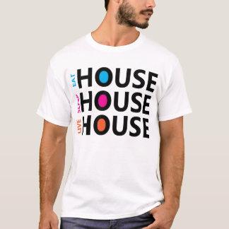 Coma la camiseta viva de la casa del sueño